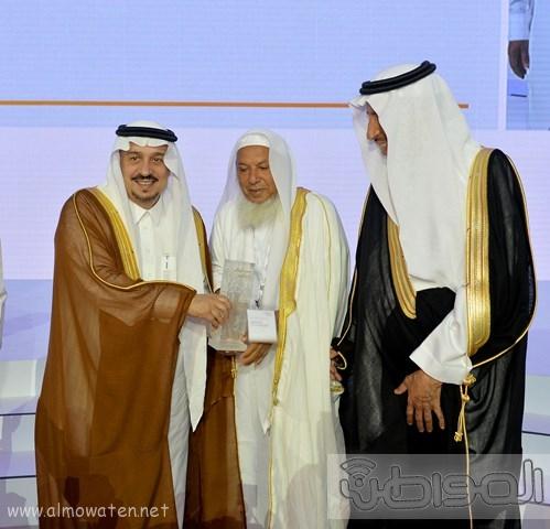 أمير الرياض يرعى مشروع شركة سابك موطن الابتكار (11)