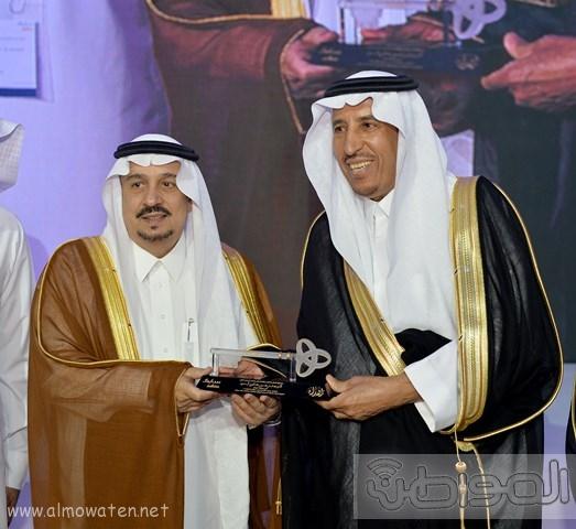 أمير الرياض يرعى مشروع شركة سابك موطن الابتكار (13)