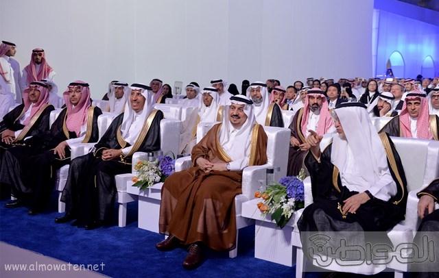 أمير الرياض يرعى مشروع شركة سابك موطن الابتكار (6)