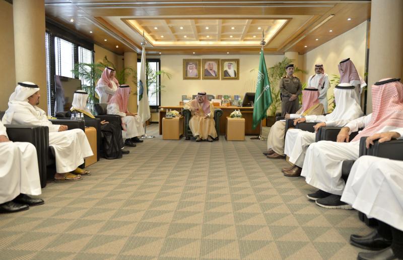 أمير الرياض يزور امانه منطقة الرياض (1)