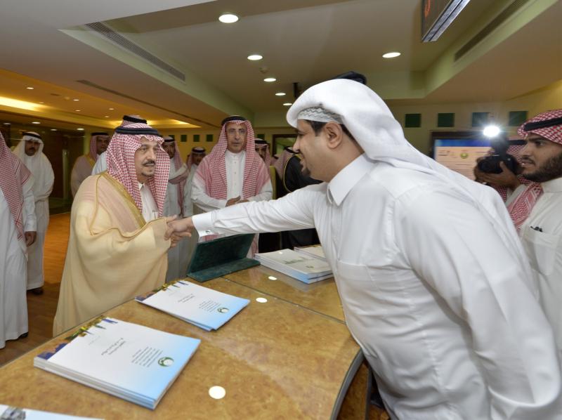 أمير الرياض يزور امانه منطقة الرياض (115948751) 
