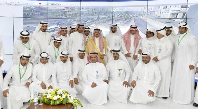 أمير الرياض يزور امانه منطقة الرياض (115948769) 