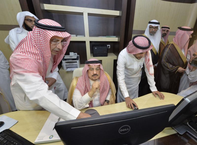 أمير الرياض يزور امانه منطقة الرياض (115948772) 