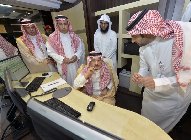 أمير الرياض يزور امانه منطقة الرياض (115948773) 