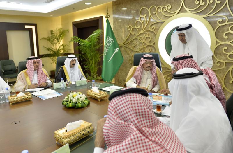 أمير الرياض يزور امانه منطقة الرياض (115948783) 