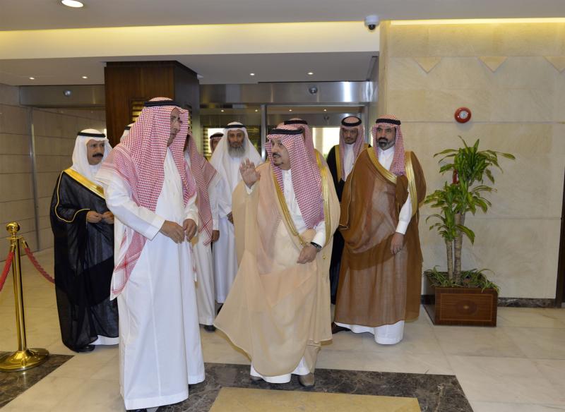 أمير الرياض يزور امانه منطقة الرياض (115948788) 