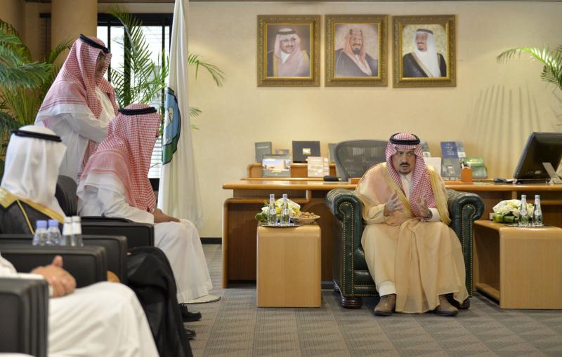 أمير الرياض يزور امانه منطقة الرياض (115948791) 