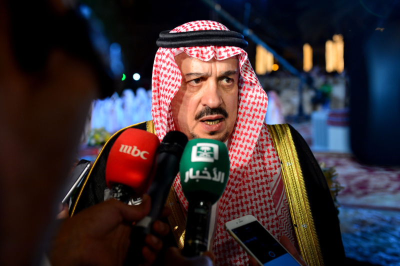 أمير الرياض  يشارك في احتفالات العيد   (371967815) 