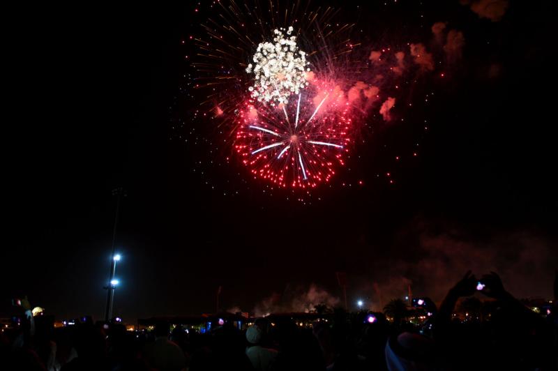 أمير الرياض  يشارك في احتفالات العيد   (371967835) 