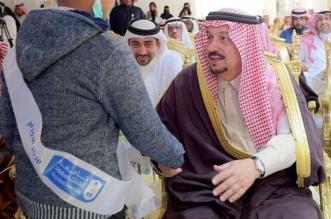 أمير الرياض : مركز الأورام الجامعي بجامعة الملك سعود صرح طبي متطور - المواطن