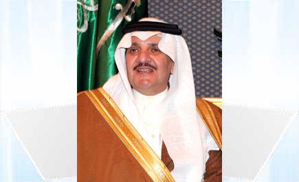 أمير الشرقية سعود بن نايف