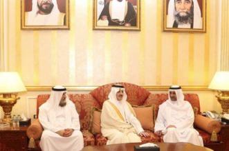 نيابة عن خادم الحرمين.. أمير الشرقية يقدم العزاء إلى حاكم إمارة الفجيرة - المواطن
