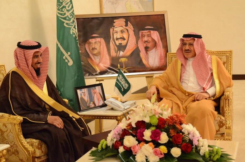 أمير الشمالية يشكر رئيس وأعضاء تنمية رفحاء على مايقدمونه للمجتمع 2