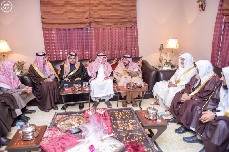 أمير القصيم الدكتور فيصل بن مشعل بن سعود