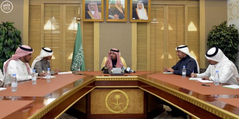أمير القصيم معاتبًا المجلس البلدي لم تكونوا بقدر المسؤولية (2)