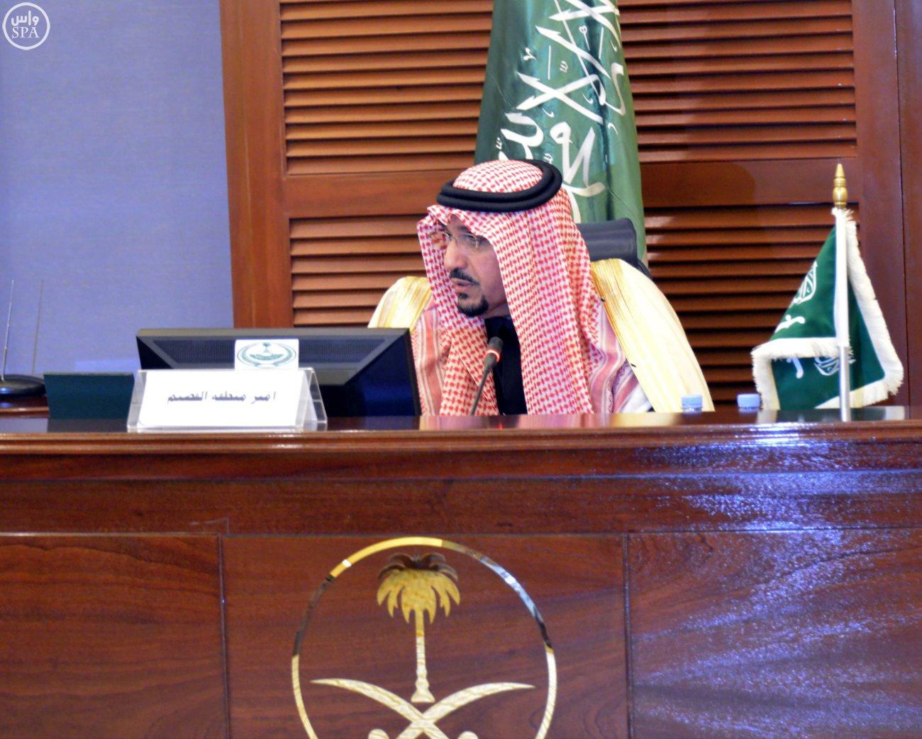 أمير القصيم معاتبًا المجلس البلدي لم تكونوا بقدر المسؤولية (3)