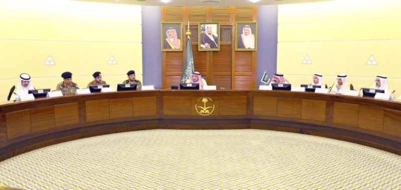 أمير القصيم يرأس اللجنة العليا للسلامة المرورية