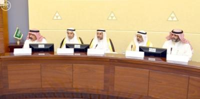 أمير القصيم يرأس اللجنة العليا للسلامة المرورية3