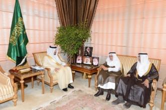 أمير عسير يناقش مع أسرة الزامل فرص الاستثمار في المنطقة - المواطن