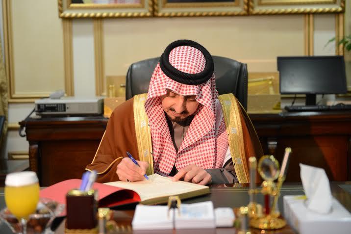 أمير عسير يفتتح مبنى مديرية شرطة المنطقة14