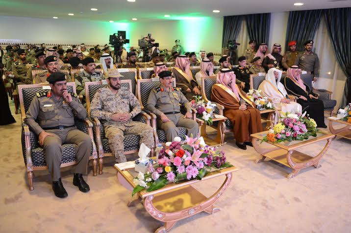 أمير عسير يفتتح مبنى مديرية شرطة المنطقة2