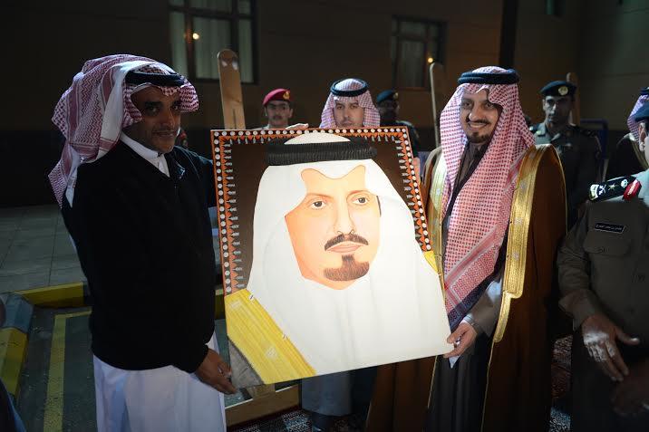 أمير عسير يفتتح مبنى مديرية شرطة المنطقة5