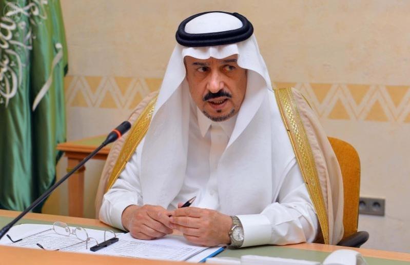 أمير منطقة الرياض صاحب السمو الملكي الأمير فيصل بن بندر