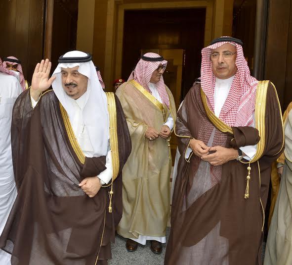 أمير منطقة الرياض يجتمع بوالي ولاية الخرطوم بجمهورية السودان17