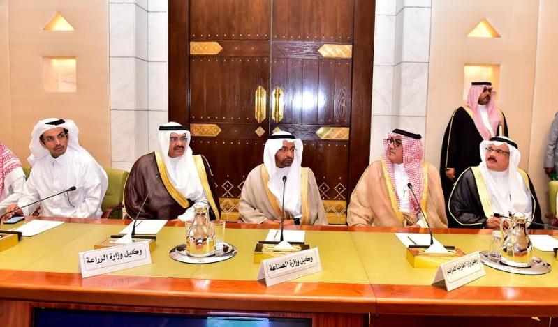 أمير منطقة الرياض يجتمع بوالي ولاية الخرطوم بجمهورية السودان19