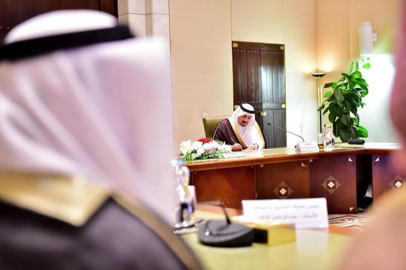 أمير منطقة الرياض يجتمع بوالي ولاية الخرطوم بجمهورية السودان28
