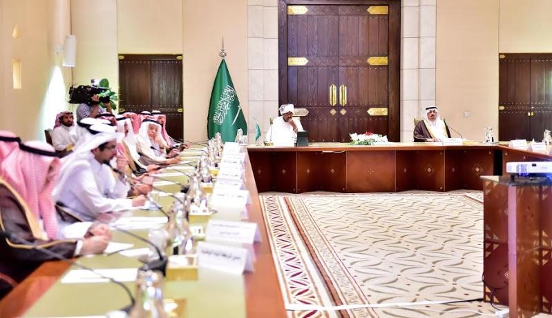أمير منطقة الرياض يجتمع بوالي ولاية الخرطوم بجمهورية السودان30