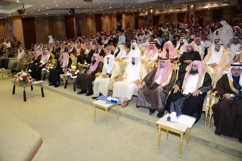 أمير منطقة عسير يرعى حفل افتتاح ( ملتقى حفظ النعمة مسؤوليتنا جميعاً )2