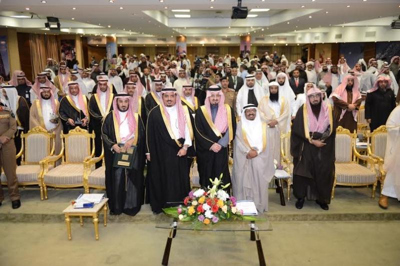 أمير منطقة عسير يرعى حفل افتتاح ( ملتقى حفظ النعمة مسؤوليتنا جميعاً )8