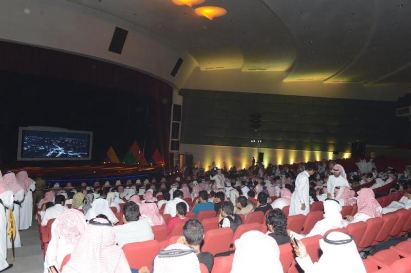 أمير منطقة عسير يرعى حفل تكريم ليالي المحافظات 10
