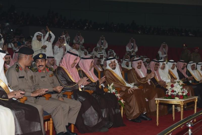 أمير منطقة عسير يرعى حفل تكريم ليالي المحافظات 17