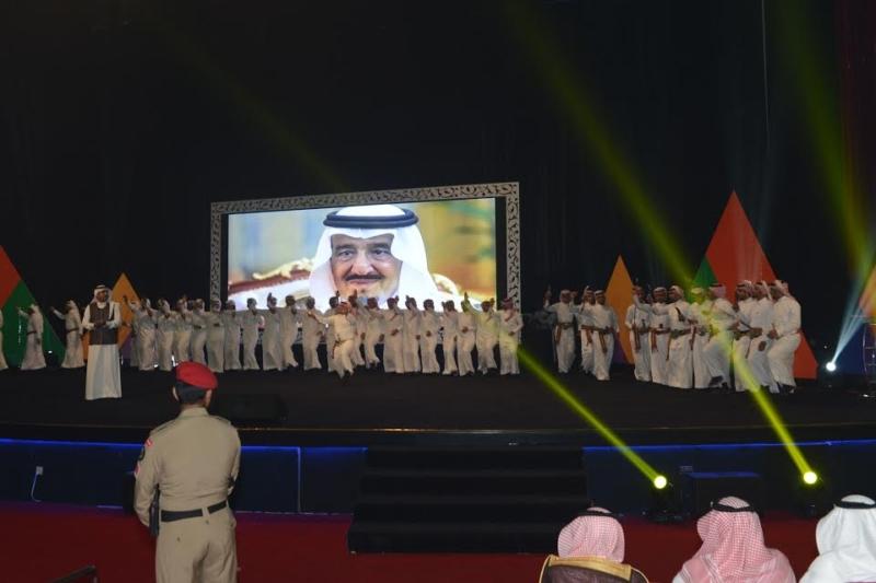 أمير منطقة عسير يرعى حفل تكريم ليالي المحافظات 20