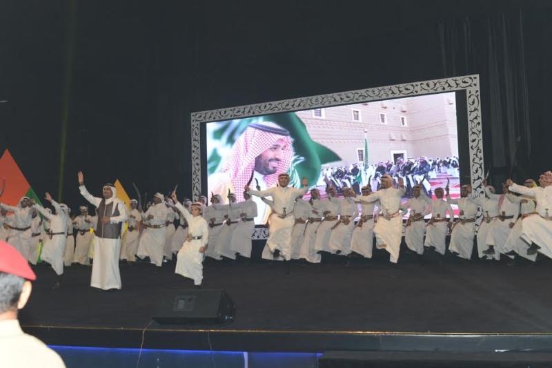 أمير منطقة عسير يرعى حفل تكريم ليالي المحافظات 3