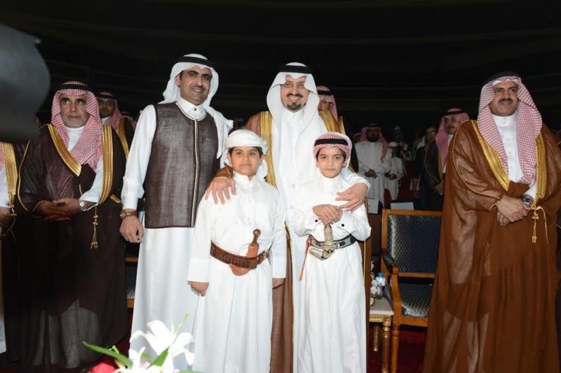 أمير منطقة عسير يرعى حفل تكريم ليالي المحافظات 4