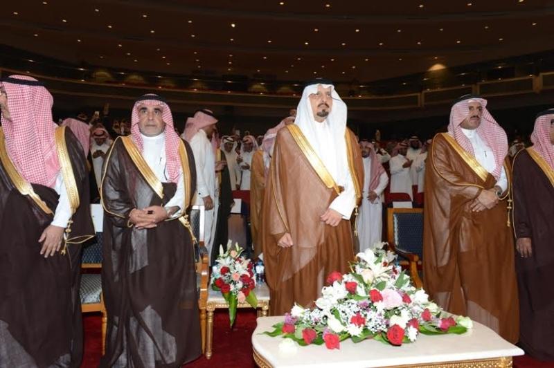 أمير منطقة عسير يرعى حفل تكريم ليالي المحافظات 6