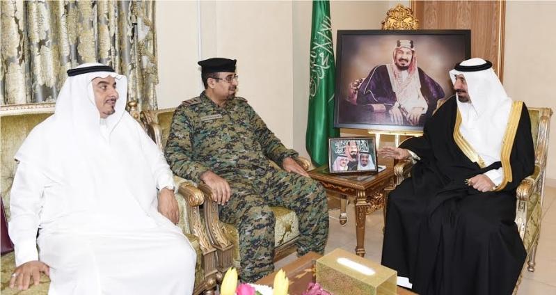 أمير نجران كلنا فخر  بإنجازات رجال الأمن3