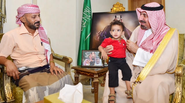 أمير نجران مصير العرب واحد  (338031725) 