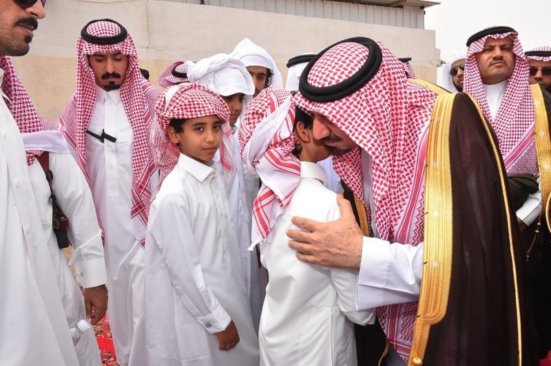 أمير نجران ينقل تعازي القيادة لذوي الشهداء4