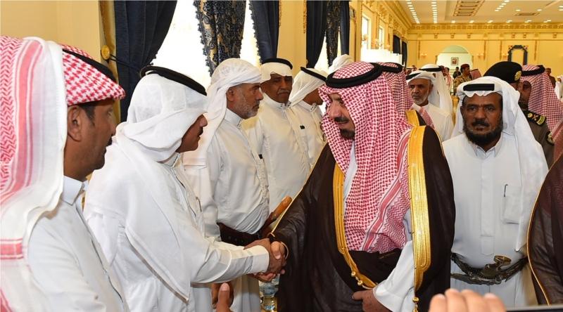 أمير نجران ينقل تعازي القيادة لذوي الشهداء5
