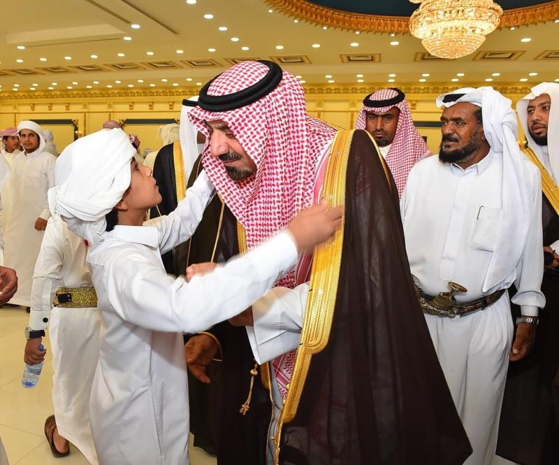 أمير نجران ينقل تعازي القيادة لذوي الشهداء7