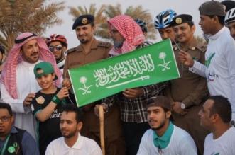 أمين جازان يُدشن حملة احتفل صح باليوم الوطني