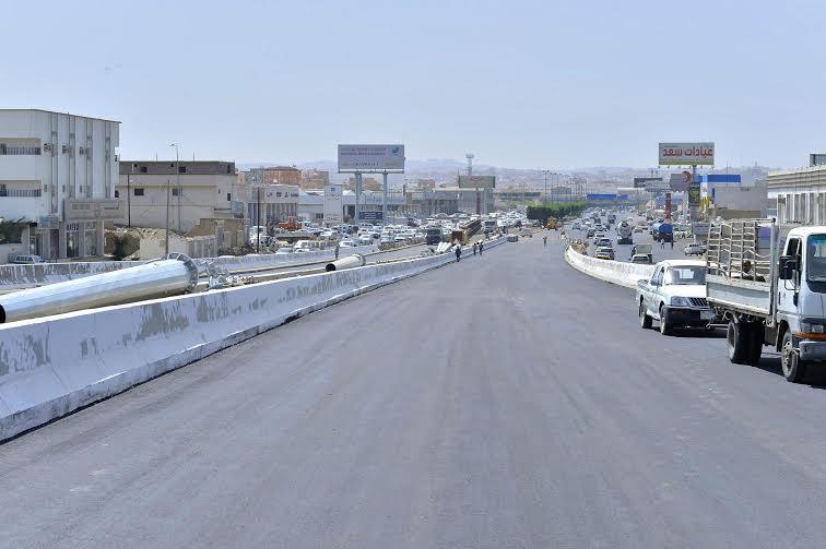 أمين عسير  فتح جسر الجفالي  بمدينه سلطان قريباً