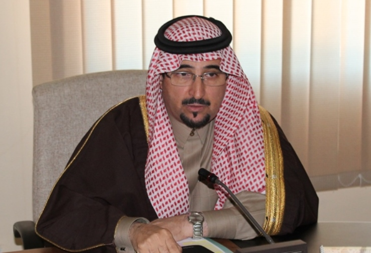 أمين محافظة الطائف المهندس محمد المخرج صحيفة المواطن