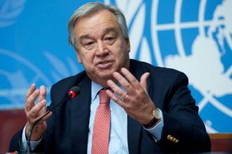 غوتيريش يرحب ببيان العلا: أثق أن الدول المعنية ستواصل العمل بروح إيجابية - المواطن