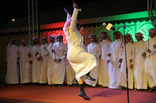 أنغام 'القزوعي' كلنا الخفجي يختم فعالياته (8)