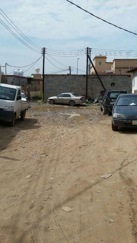 أهالي قامرة #أبو_عريش يستغيثون الرمال والمستنقعات تغرق شوارعنا (8)